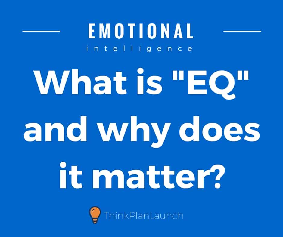 "emotional ability or emotional intelligence ""it is very important to understand that emotional intelligence is not the opposite of intelligence, it is not the triumph of heart over head — it is the unique intersection of both."